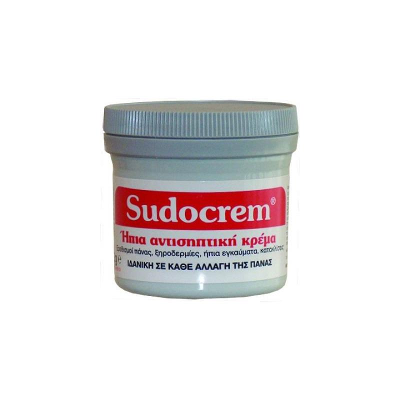 Sudocrem 125 gr Αντισηπτική Επουλωτική Κρέμα
