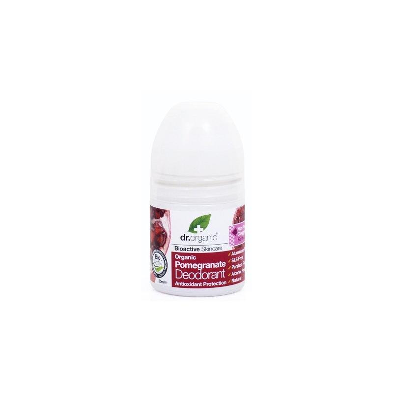 Dr. Organic Pomegranate Deodorant 50ml