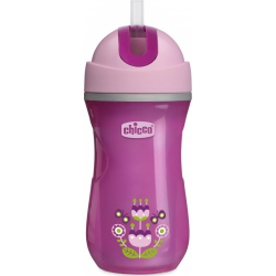 Chicco Opaline Sport Cup Pink 14m+ 266ml