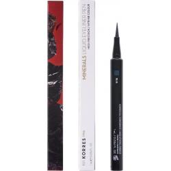 Korres Minerals Liquid Eyeliner Pen Blue 03