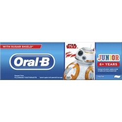 Oral-B Star Wars Toothpaste 6+ Ετών 75ml