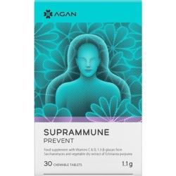 Samcos Agan Suprammune Prevent 30 μασώμενες ταμπλέτες