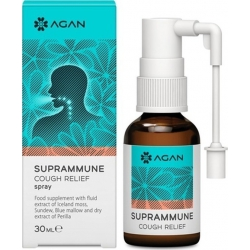 Samcos Agan Suprammune Cough Relief Spray 30ml