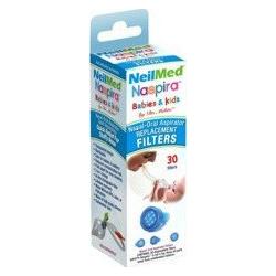NeilMed Naspira Babies & Kids 30τμχ