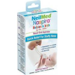 NeilMed Naspira Babies & Kids Nasal-Oral Aspirato 1 τμχ