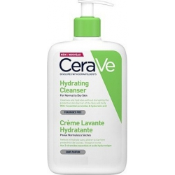 CeraVe Hydrating Cleanser Normal to Dry Skin 1000ml