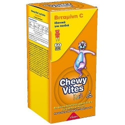 Vican Chewy Vites Για Παιδιά Βιταμίνη C 60caps