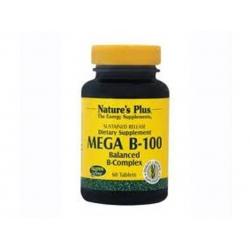 Nature's Plus Mega B-100 60 ταμπλέτες