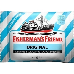 Fisherman's Friend Menthol & Eucalyptus 25gr