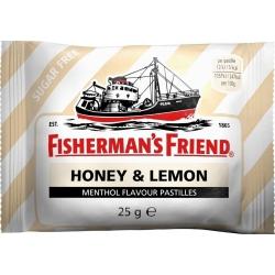 Fisherman's Friend Original Μέλι και Λεμόνι 25gr