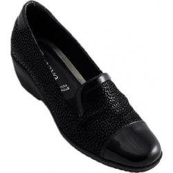 Level  Ανατομικά Γυναικεία Παπούτσια 607 Μαύρο