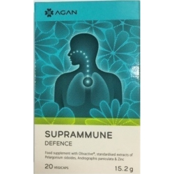 Agan Suprammune Defence 20 φυτικές κάψουλες