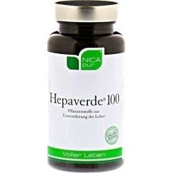 Nicapur Hepaverde 100 60 κάψουλες