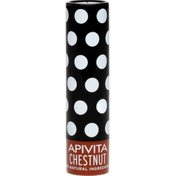 Apivita Lip Care Chestnut 4,4gr