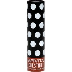 Apivita Lip Care Chestnut