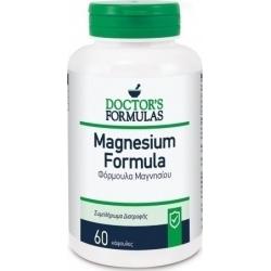 Doctor's Formulas Magnesium Formula 60 κάψουλες