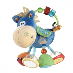 Playgro Activity  clip clop activity rattle 3m+