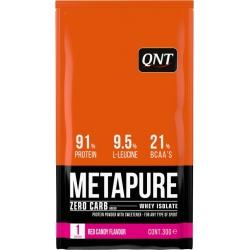 QNT Zero Carb Metapure 30gr Κόκκινη καραμέλα