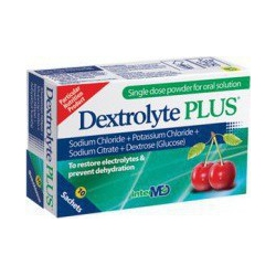 Intermed Dextrolyte Plus 10 φακελίσκοι