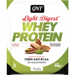 QNT Light Digest Whey 40gr Pistachio