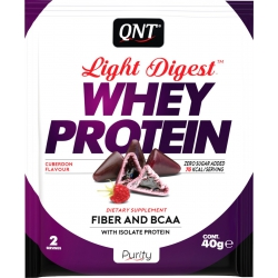 QNT Light Digest Whey Protein 40gr Cuberdon