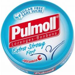 Pulmoll Καραμέλες Extra Strong με Βιταμίνη C 45gr
