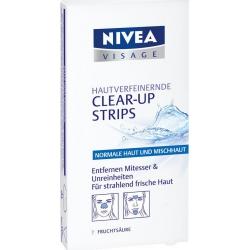 Nivea Visage Clear-Up Strips 6τμχ