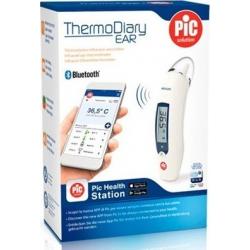 Pic ThermoDiary Ear Θερμόμετρο Αυτιού με υπέρυθρες Ακτινες