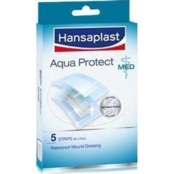 Hansaplast Aqua Protect Med 8 x 10cm 5τμχ
