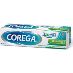 Corega Ultra Fresh Cream 40gr