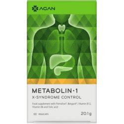 Agan Metabolin 1 60 φυτικές κάψουλες