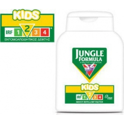 Omega Pharma Jungle Formula Kids με IRF 2 125ml
