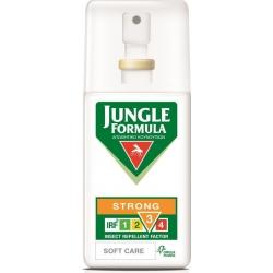 Omega Pharma Jungle Formula Strong Soft Care με IRF 3 Spray 75ml (χωρίς άρωμα)
