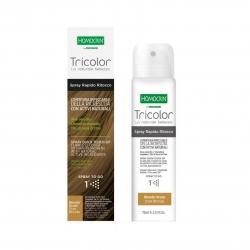 Homocrin  Spray Βαφής Μαλλιών Μαύρο 75ml