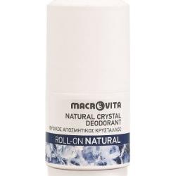 Macrovita Natural Crystal Natural Roll-On 50ml