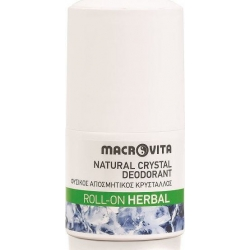 Macrovita Natural Crystal Herbal Roll-On 50ml