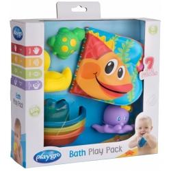 Playgro Σετ Παιχνιδιών Μπάνιου Bath Play Pack 1τμχ