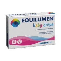 Sandoz Equilumen Baby Drops 8ml