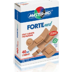 Master Aid Forte Med 40 Strip Διάφορα