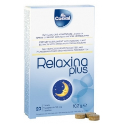 Cosval Relaxina Plus 20 ταμπλέτες
