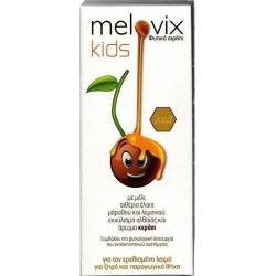 SJA Pharm Melovix Kids 200ml Κεράσι
