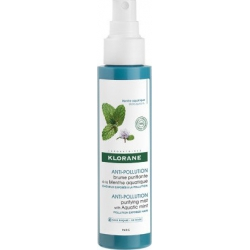 Klorane Anti-Pollution Purifying Mist Aquatic Mint 100ml