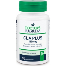 Doctor's Formulas CLA Plus 1250mg 60 κάψουλες