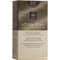 Apivita My Color Elixir 9.87 Ξανθό Πολύ Ανοιχτό Περλέ Μπεζ