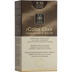 Apivita My Color Elixir 8.38 Ξανθό Ανοιχτό Μελί Περλέ