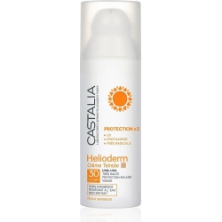 Castalia Protection x3 Helioderm Creme Teintee SPF30 50ml