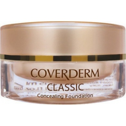 Coverderm Classic Concealing Foundation SPF30 06  15ml