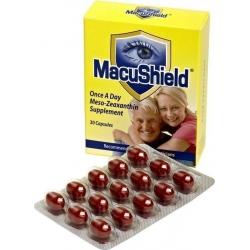 Macushield Eye Health Supplement 30 κάψουλες