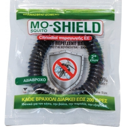Vyte Mo Free Insect Repellent Band 1τμχ Κίτρινο
