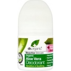 Dr.Organic Aloe Vera Roll-On 50ml